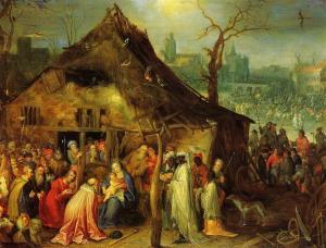 Christmas The-Adoration-of-the-Magi