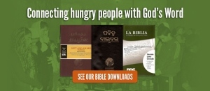 Connecting Hungry People With God's Word