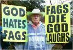 Fred Phelps - God Hates Fags