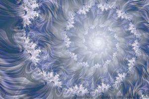 Winter Solstice spiral