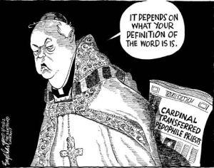 Religion in Decline - Pedophile Priests
