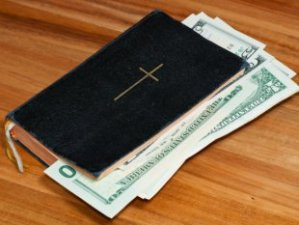 Christian tipping - Money in Bible