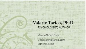 Business Card Contact Info