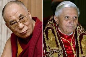 Dalai Lama - Pope