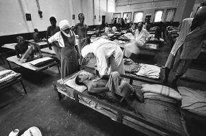Mother Teresa hospital