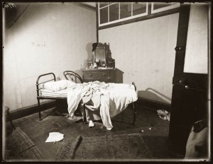 illegal abortion room 1930's