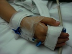 IV_Hand