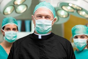 doctor clergyman