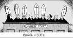 Supreme Court with Bishop Hats - 6