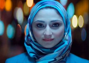 Coca cola hijab