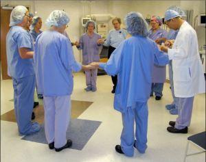 Doctors Praying