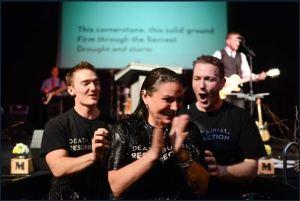 Mars Hill Baptism