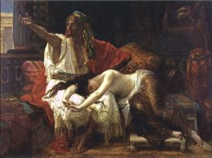 Rape of  Tamar