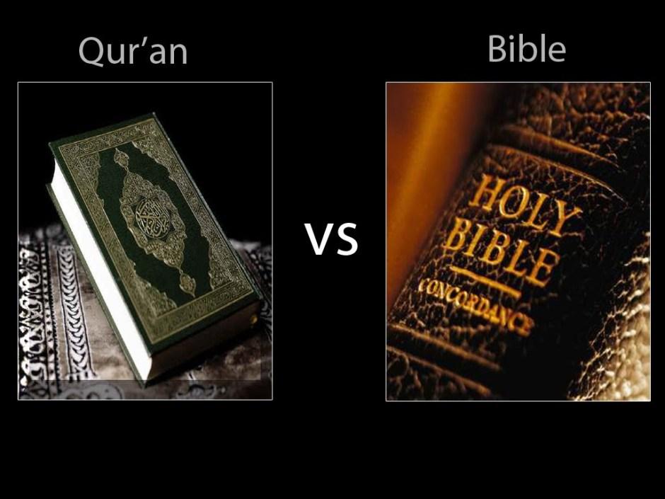 quran vs bible 2
