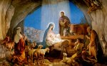 Awaypoint - nativity scene