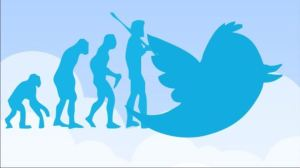 Evolution to twitter