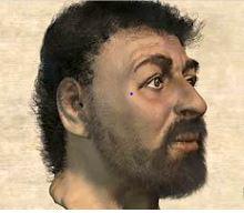Jesus - Short hair - BBC