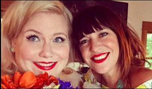 Lindy West and Amelia Bonow