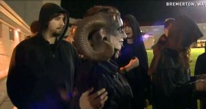 Satanic Temple - Bremerton