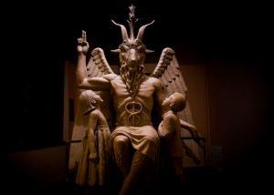 Satanic Temple - Baphomet