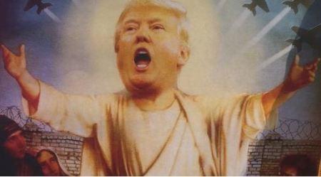 Trump Jesus