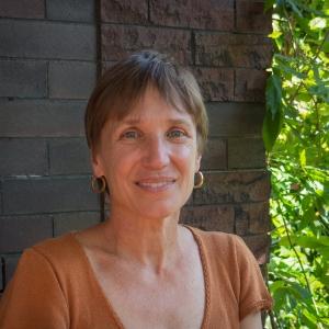 Valerie Headshot outdoors 2015