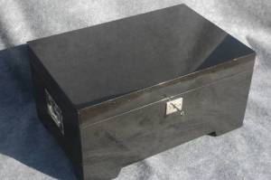 locked memory box