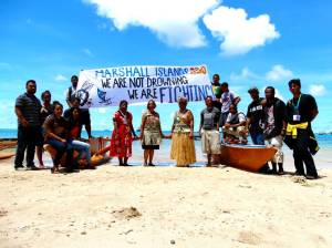 climate-warriors- Marshall Islands
