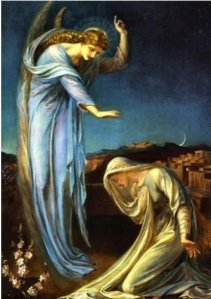 Annunciation - Frederic James Shields